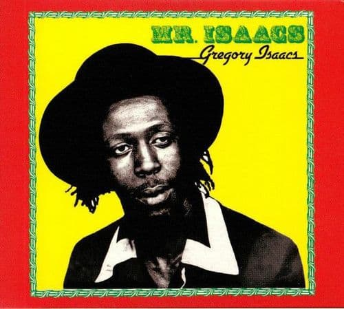 Gregory Isaacs / Ossie All Stars<br>Mr. Isaacs / Leggo Dub<br>CD, RE + CD, RE + Comp, DL
